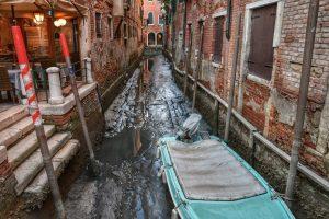 """canale venezia bassa marea"""