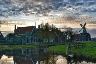 """""""cosa vedere amsterdam il villaggio di zaanse schanse amsterdam"""""""
