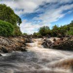 """""""irlanda fiume scorre impetuoso"""""""