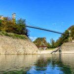 """""""lago di corlo il ponte sospeso"""""""