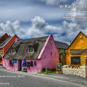 """""""Irlanda doolin villaggio colorato"""""""