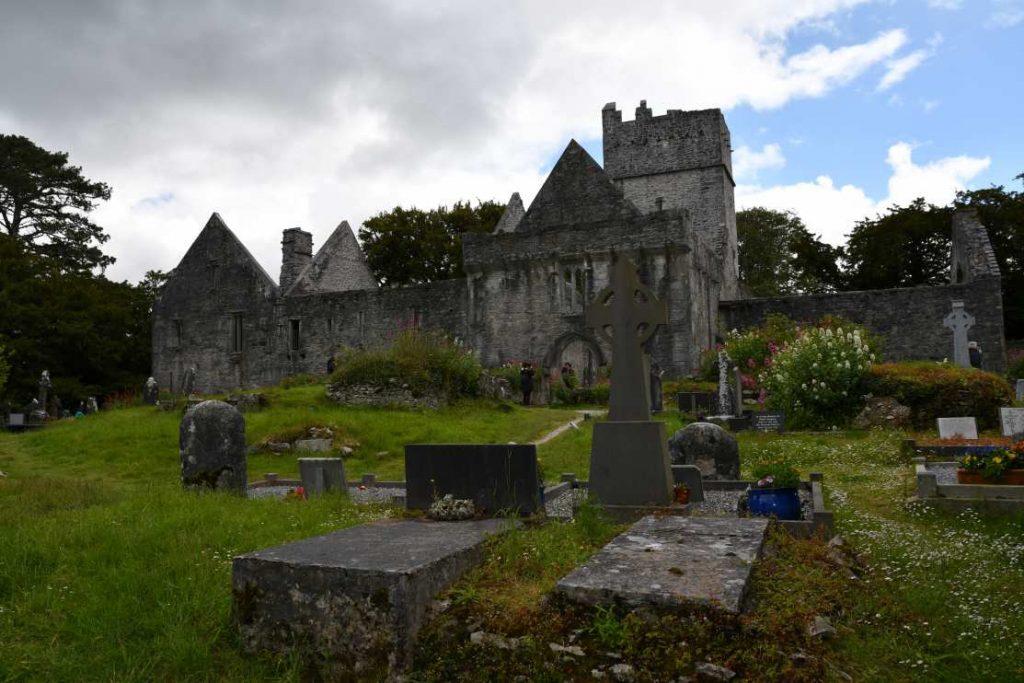 """""""irlanda esterno abbazia muckross"""""""
