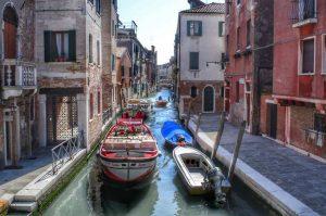 """""""barche per canale di venezia"""""""