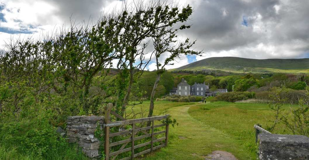 """Derrynane House the ancestral home of Daniel O'Connell"""