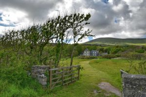 """""""Derrynane House the ancestral home of Daniel O'Connell"""""""