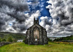 """irlanda dunlewey church"""