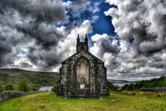 """irlanda dunlewey church"""