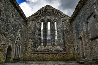 """""""irlanda interno abbazia abbandonata"""""""