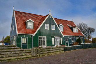 """marken amsterdam olanda casa verde"""