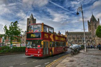 """dublino bus turistico"""