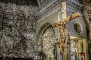 """""""interno santuario croce di cristo"""""""