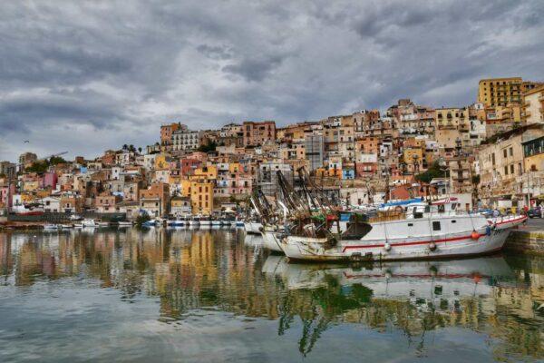 """""""porto di sciacca sicilia"""""""