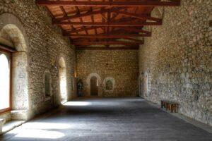 """""""salone interno castello manfredonico"""""""