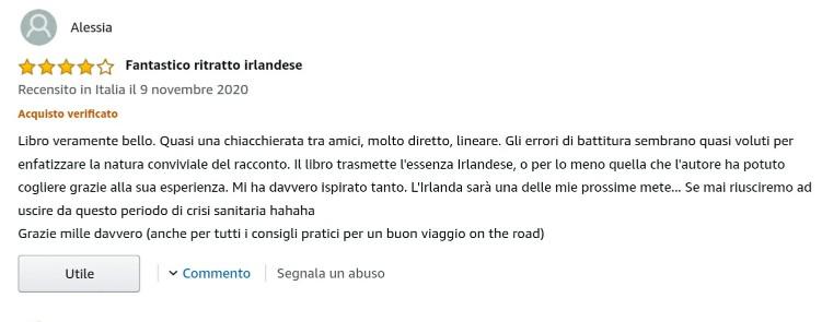 """""""luca rubbis recensione amazon"""""""