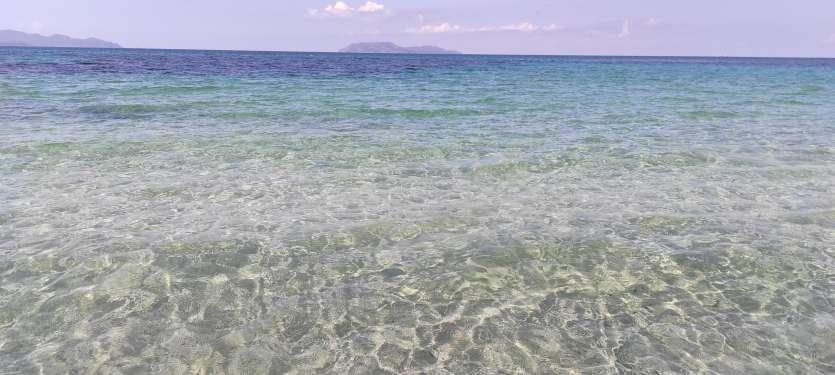 """""""il mare limpido della sicilia sud occidentale"""""""