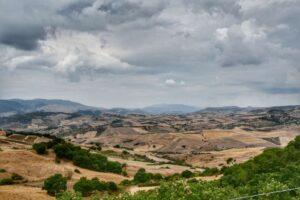 """""""panorama agreste dell entroterra siciliano"""""""