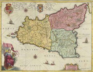 """""""mappa sicilia antica"""""""