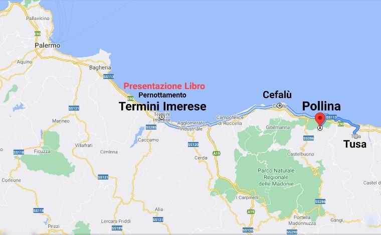 """""""tour sicilia luglio 2021 cartina termini imerese"""""""