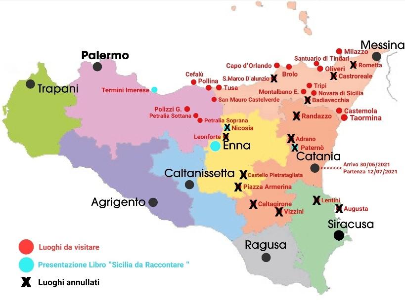 """""""mappa sicilia luoghi cancellati"""""""