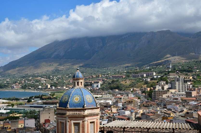 """""""termini imerese e la sua cupola celeste sicilia"""""""