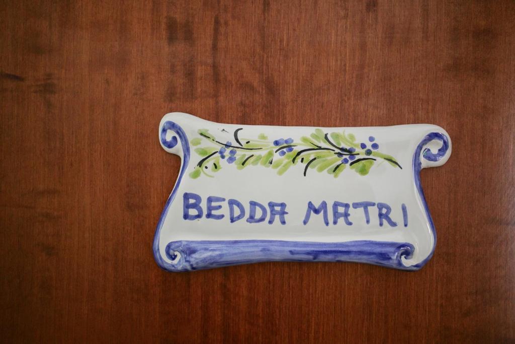 """""""targhetta stanza bedda matri"""""""