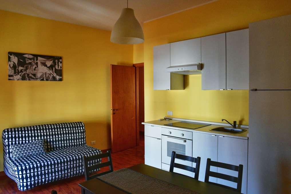 """""""bed and breakfast domus musia camere e appartamenti dali cucina"""""""