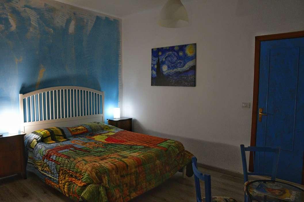 """""""bed and breakfast domus musia camere e appartamenti van gogh"""""""