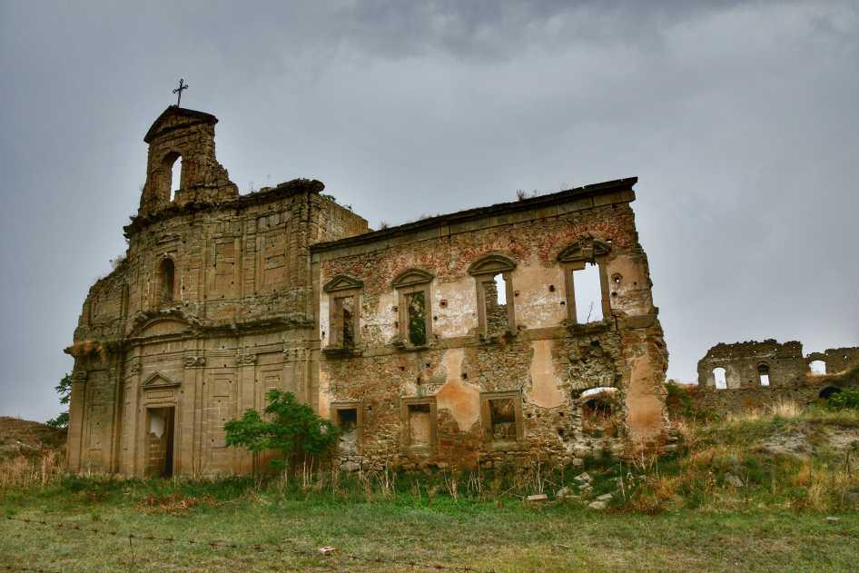 """""""troina vecchio monastero abbandonato san michele"""""""