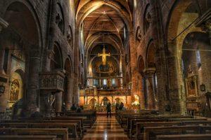 """""""basilica di modena interno"""""""