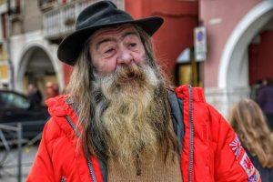 """""""un vecchio barba cappello"""""""